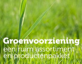 Producten groenvoorziening